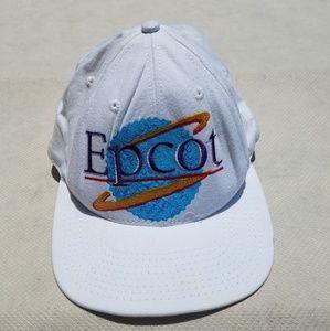 Vintage Walt Disney Epcot Hat